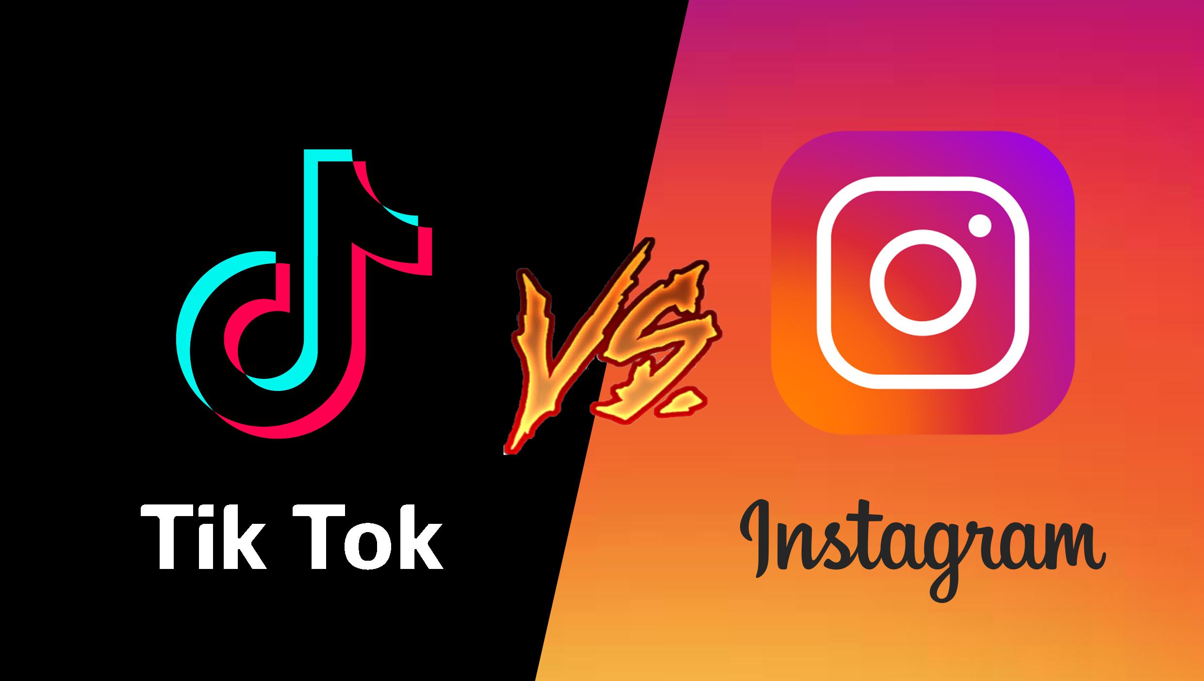 Tik tok vs Reels de instagram para empresas